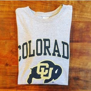 University of Colorado Vintage T-Shirt